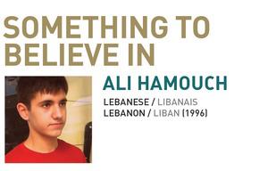 ALI HAMOUCH