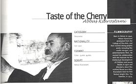 Taste Of The Cherry Thumb