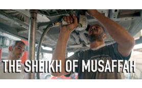 The Sheikh Of Musaffah Thumb