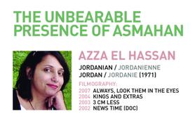 The Unbearable Presence Of Asmahan Thumb