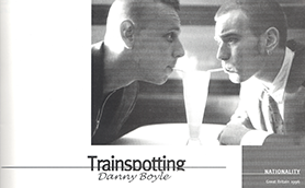 Trainspotting Thumb